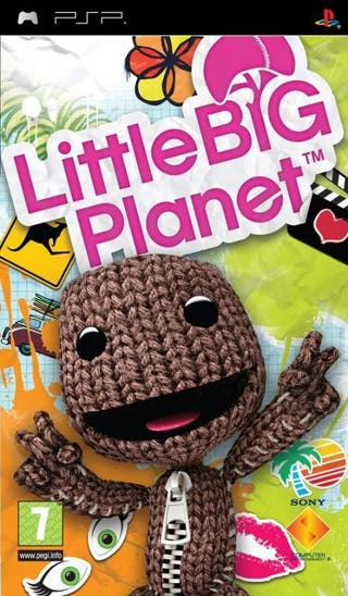Juego PSP Little BIG Planet. Producto segunda mano