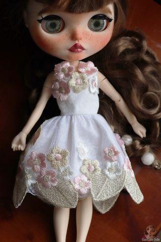 Vestido para muñeca Blythe