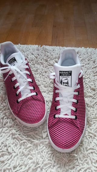 Zapatillas Adida Stand Smith rosas