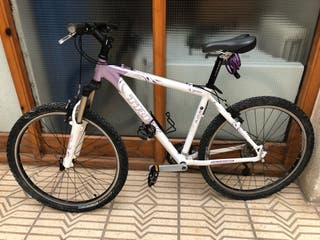 BTT bicicleta