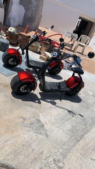 Se vende scooter eléctricas completamente nuevas