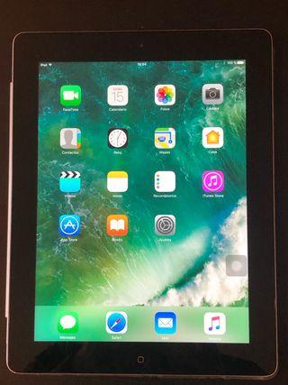 iPad 4 pantalla retina