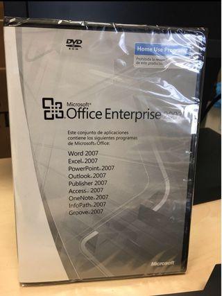 OFFICE ENTERPRISE 2007 completo