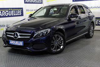 Mercedes Clase C d AUT Estate Avantgarde