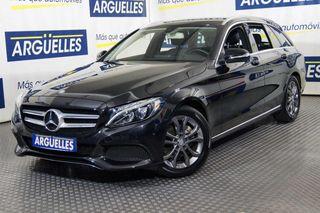 Mercedes Clase C d Estate Aut Avantgarde