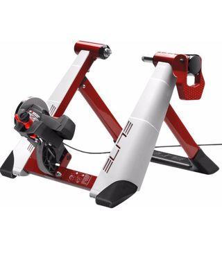 Rodillo magnético bicicleta carretera Elite Novo
