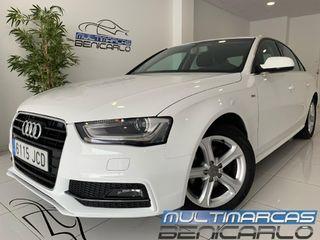 Audi A4 2.0TDI DPF S line edition 150 desde 270€/m