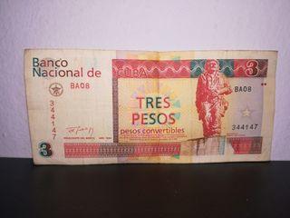 billete Cuba (peso)