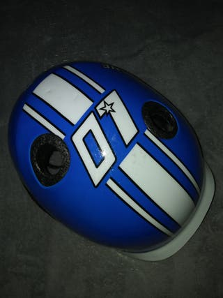 casco bicicleta junior
