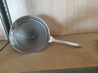 colador grande acero