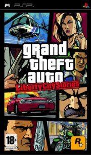 Juego PSP GTA Liberty city stories. segunda mano