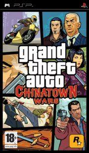Juego PSP GTA Chinatown Wars.Segunda Mano