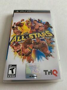 Juego PSP All Stars. Producto Segunda Mano.