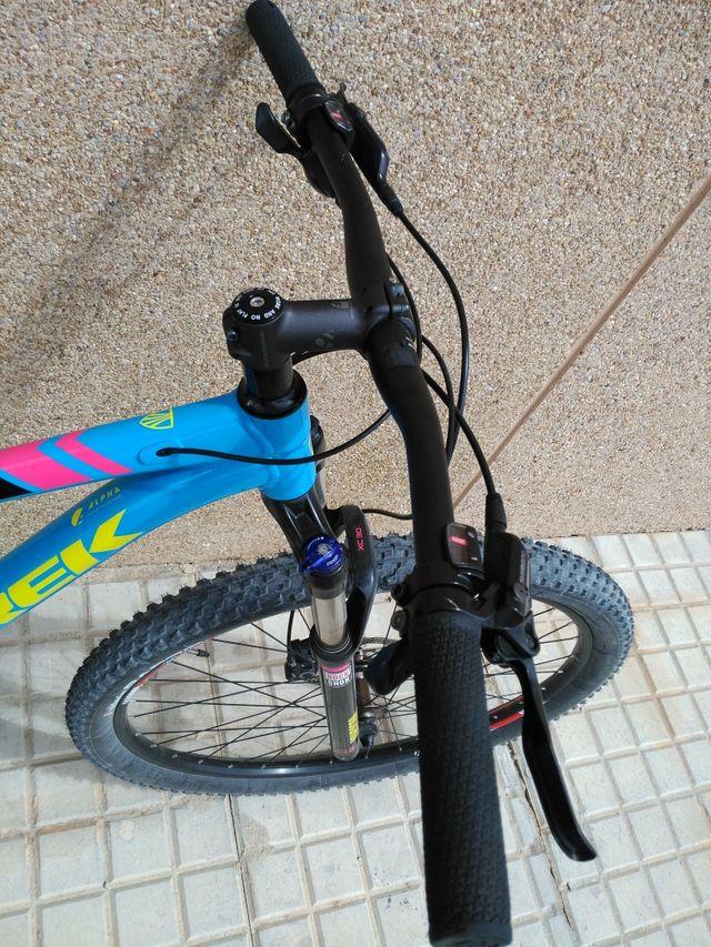 Bicicleta de montaña Trek X-caliber 7