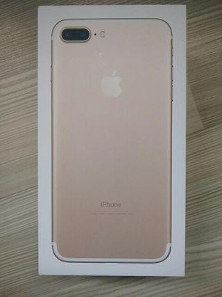 Caja vacía Iphone 7 Plus