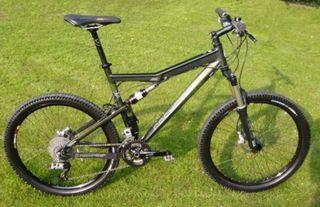 Bicicleta Montaña Talla XL