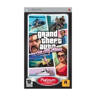 Juego PSP GTA Vice city stories. Segunda mano