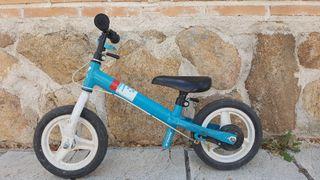 Bicicleta sin pedales de 10 pulgadas