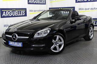 Mercedes Clase SLK BE AUT COMO NUEVO