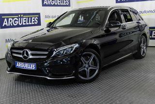 Mercedes Clase C d AMG Estate Aut 170cv