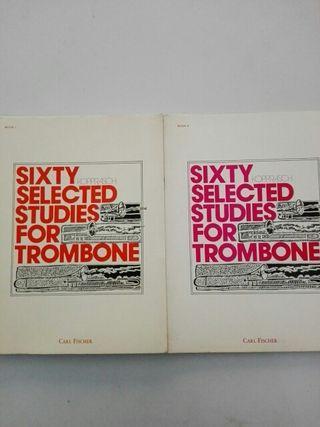 Método trombón. Kopprash 60 studies.