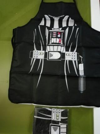 Mandil cocina Dark Vader