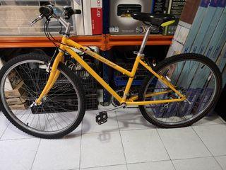 Bicicleta de montaña o carretera Rockrider