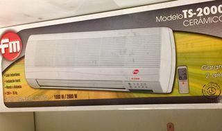 Split calefactor FM TS-2000 cerámico