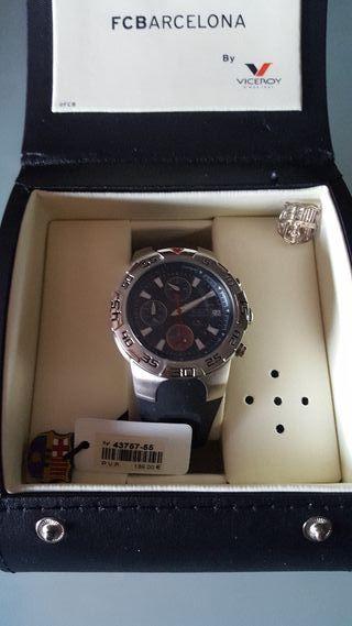 Reloj caballero FCBarcelona producto oficial