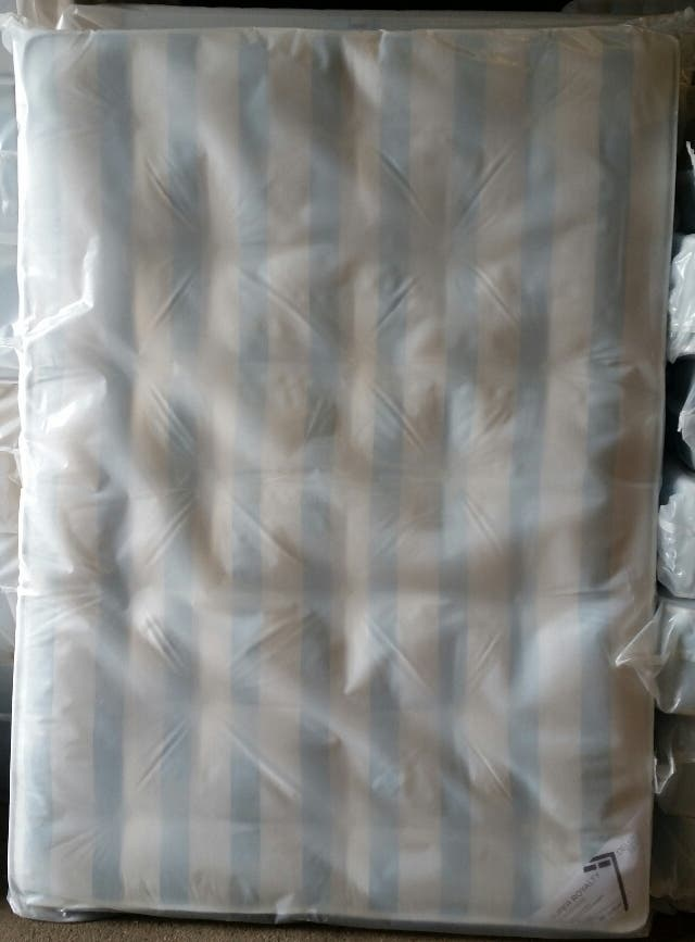 king size 5ft firm back care orthopaedic mattress