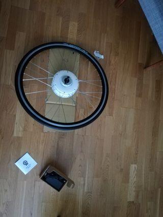 Rueda bici eléctrica Zehus Flykly