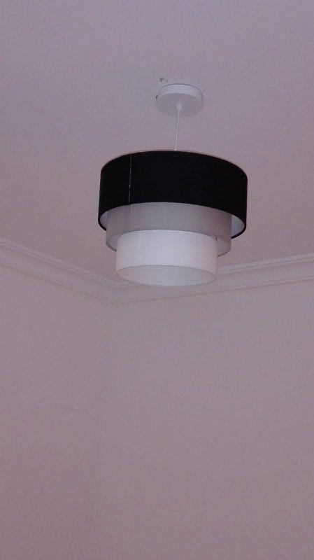 2 lamparas de colgar iguales