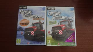 Farming simulador 13 y oficial expansión