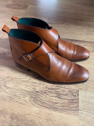Reiss Handmade men's boots