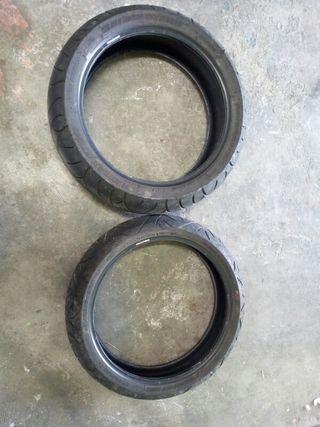 Juego neumáticos