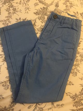 Pantalón chino talla 6-7