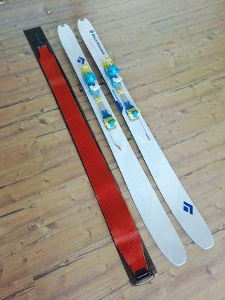 Skis de montaña