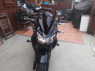 Kawasaki z750 año 2009