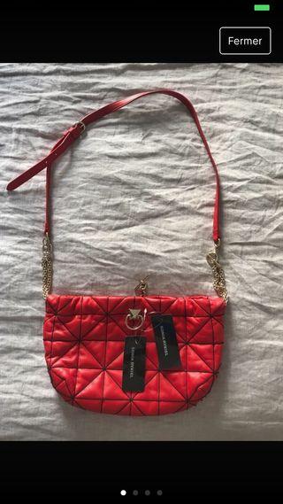 Sonya Rykiel red bag