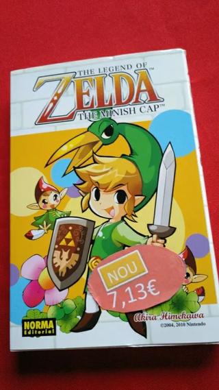 Manga Zelda The Minish Cap