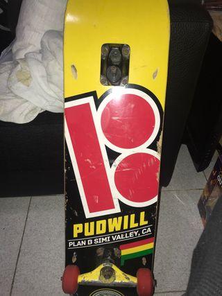 Tabla planB torey pudwill (skate)