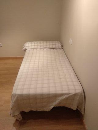 cama individual completa