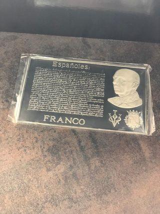 testamento de Franco