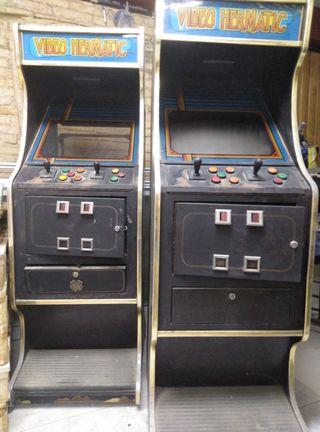 maquinas recreativas años 80