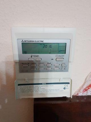 aire acondicionado invertir Mitsubishi