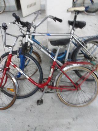 bicicletas bh vintage para arreglar
