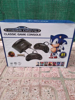 Classic Game Console