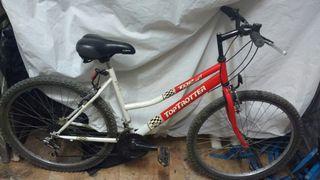 """bicicleta de montaña 26"""" adulto"""