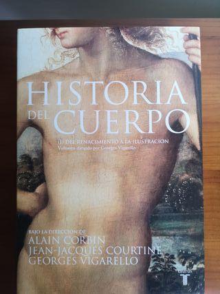 Historia del cuerpo ( trilogía)