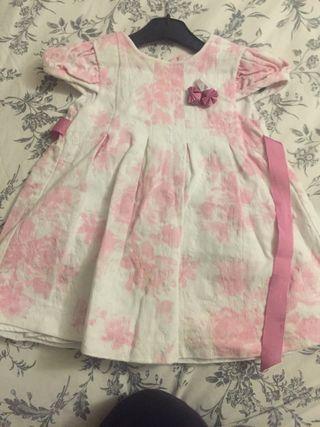 Bonito vestido talla 2